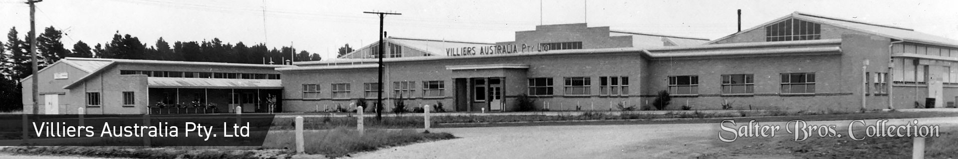 Villiers Australia - Salter Bros. Collection