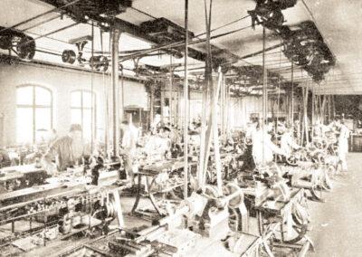 The Heinrici Motor Factory