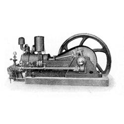 Ronaldson Tippett Crude Oil Engine