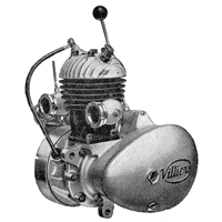 Villiers Mark 9D