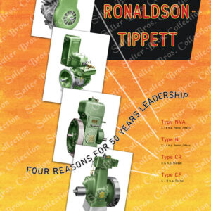 Ronaldson Bros. & Tippett - Four Reasons for 50 years leadership