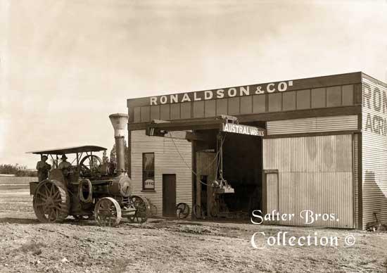1903 Ronaldson & Co Ballarat