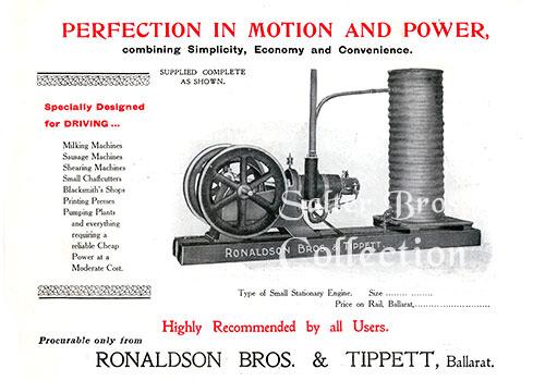 Austral Kerosene Engine Book