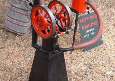 Heinrici Motor - Hot Air Engine