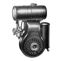 Villiers Mark 3 Midget Engine