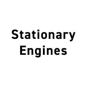 Stationary Engines